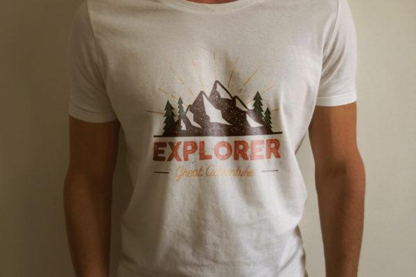 tricou exporer